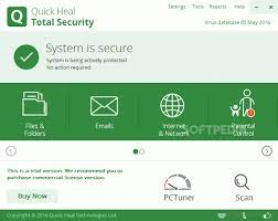 Quick Heal Total Security Crack 2021
